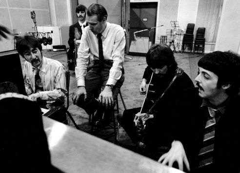 beatles-george-martin