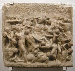 Michelangelo (calco con gesso)