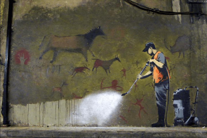 Leake Street Tunnel_Banksy-2
