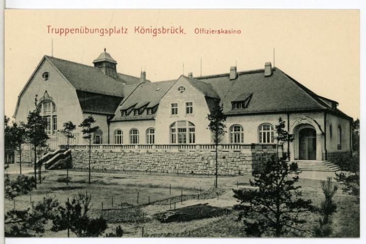 12991-Königsbrück-1911-Truppenübungsplatz,_Offizierskasino-Brück_&_Sohn_Kunstverlag