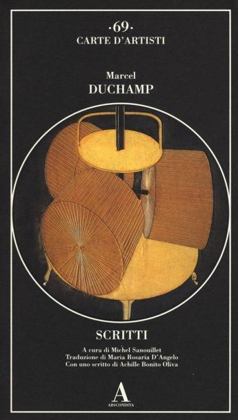 gli scritti di Duchamp